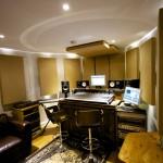 Studio 1 - Control Room - Grand Chapel Studios - Copyright 2013 Stewart Finley