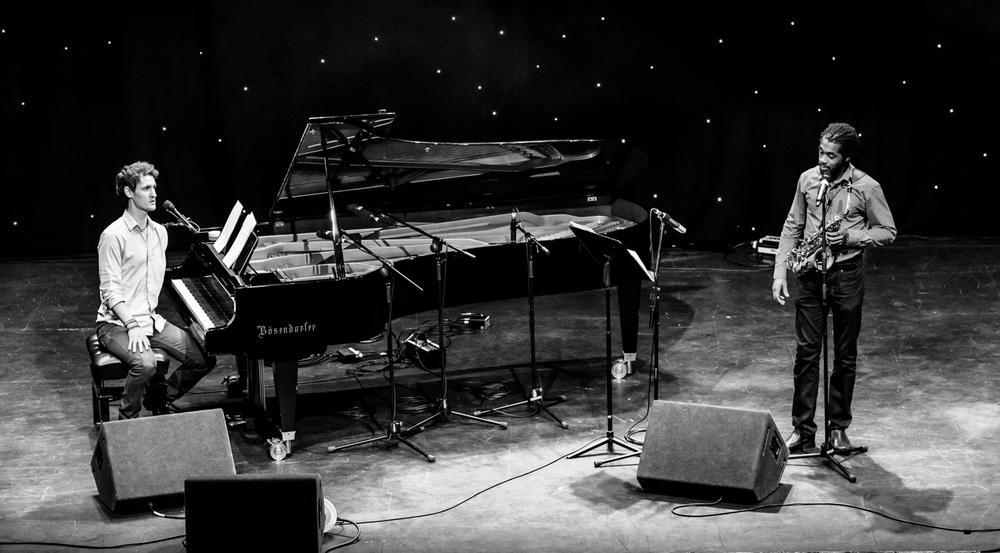 Theo Jackson - Scarborough Jazz Festival - Photo by Johathan Jelf