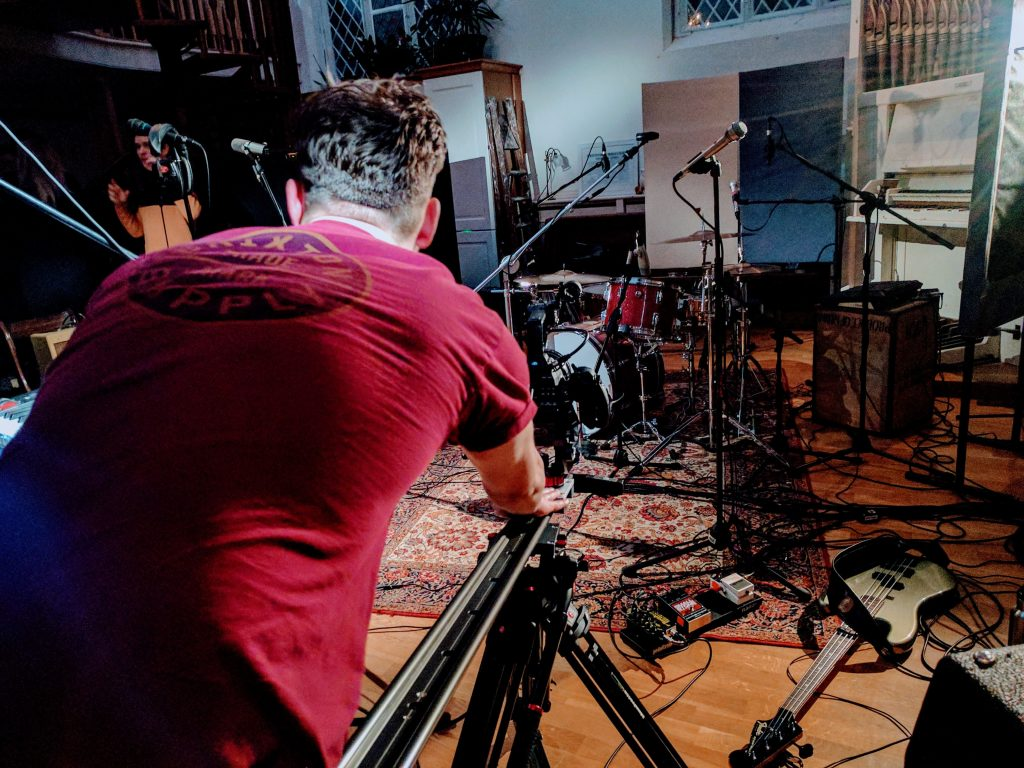 Leon Of Athens - Live Video Shoot