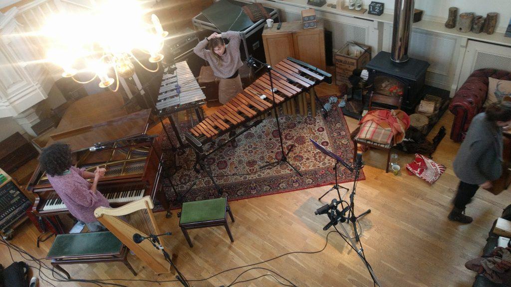 Spindle Ensemble - Marimba