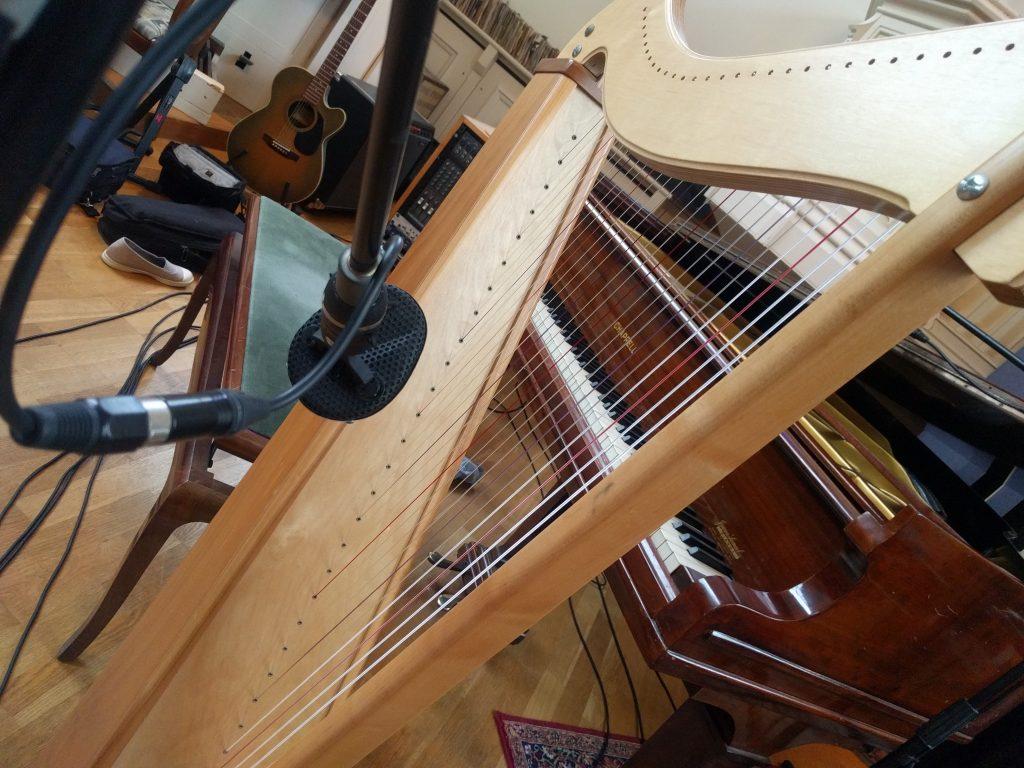 Spindle Ensemble - Harp