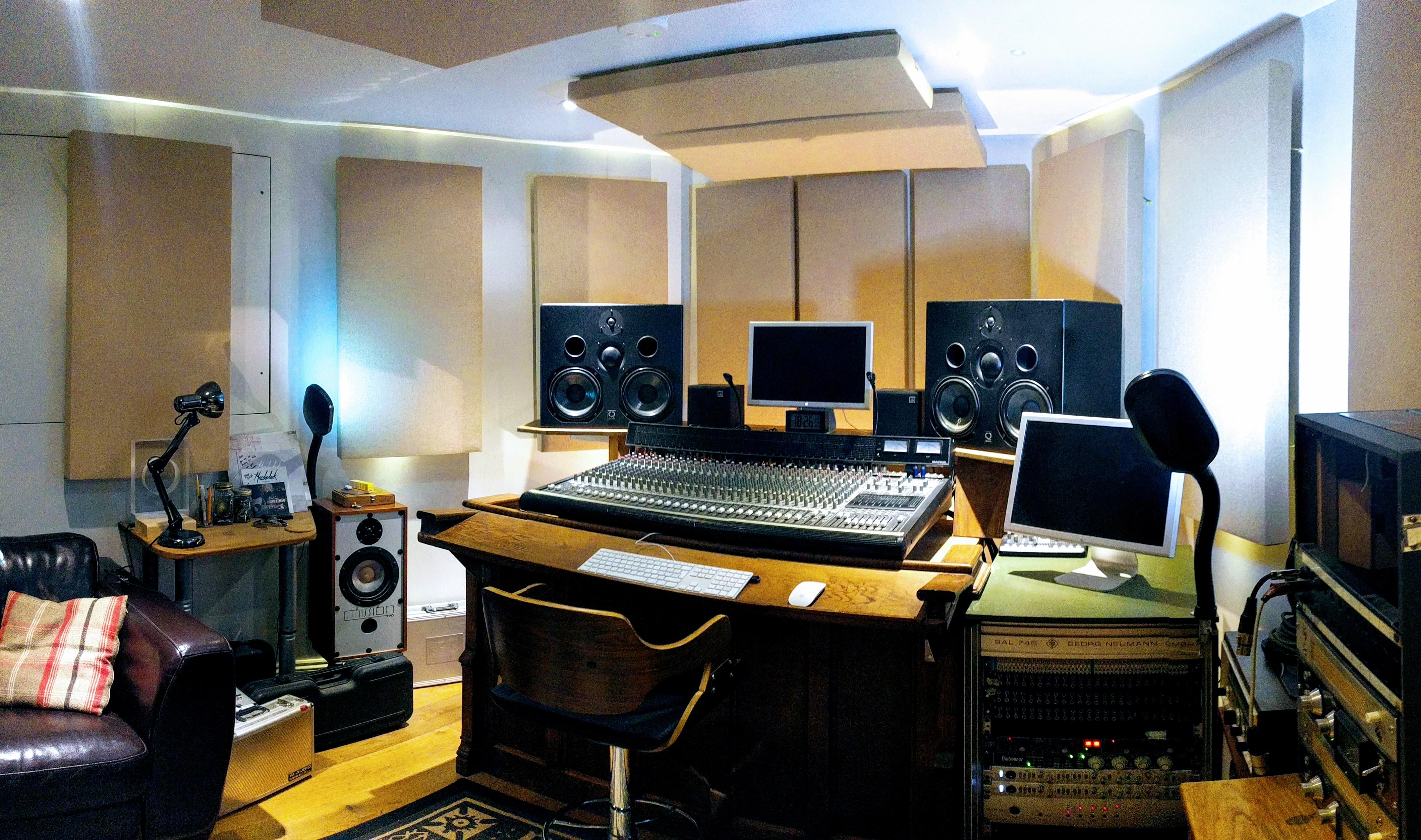 Grand Chapel Control Room
